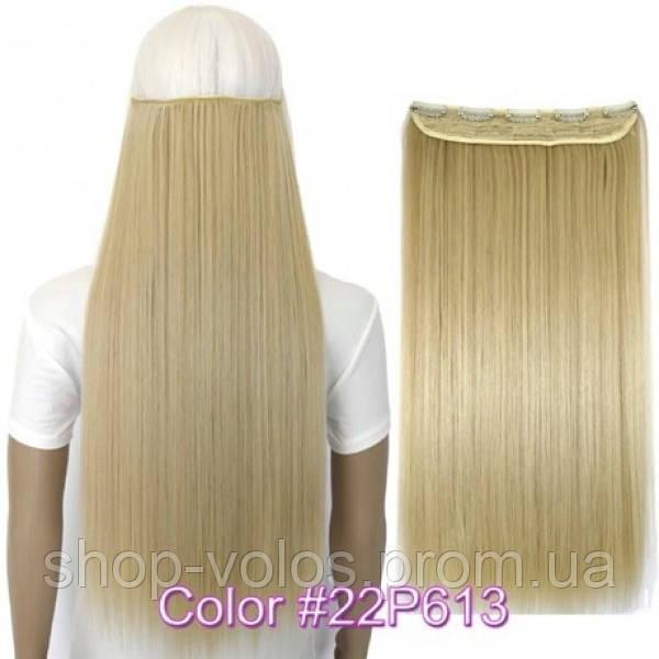 Накладные волосы на заколках термо Тресса № 22P613