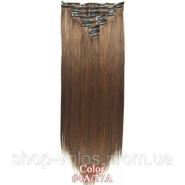 Набор тресс 7 шт № 4-27 коричнево-золотистый светлый