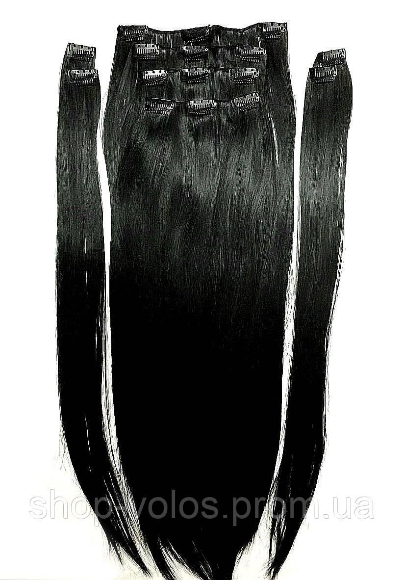 Набор тресс 70см № 1 черный