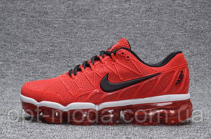 Кроссовки мужские Nike Air VaporMax Flyknit красные