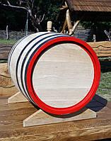 Дубовая бочка 100л, фото 1