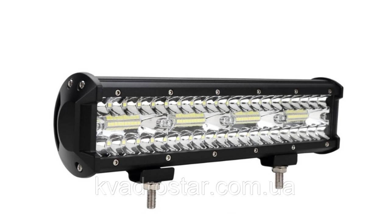 LED прожектор, фара для квадроцикла — LED-C5-240 240W 31см