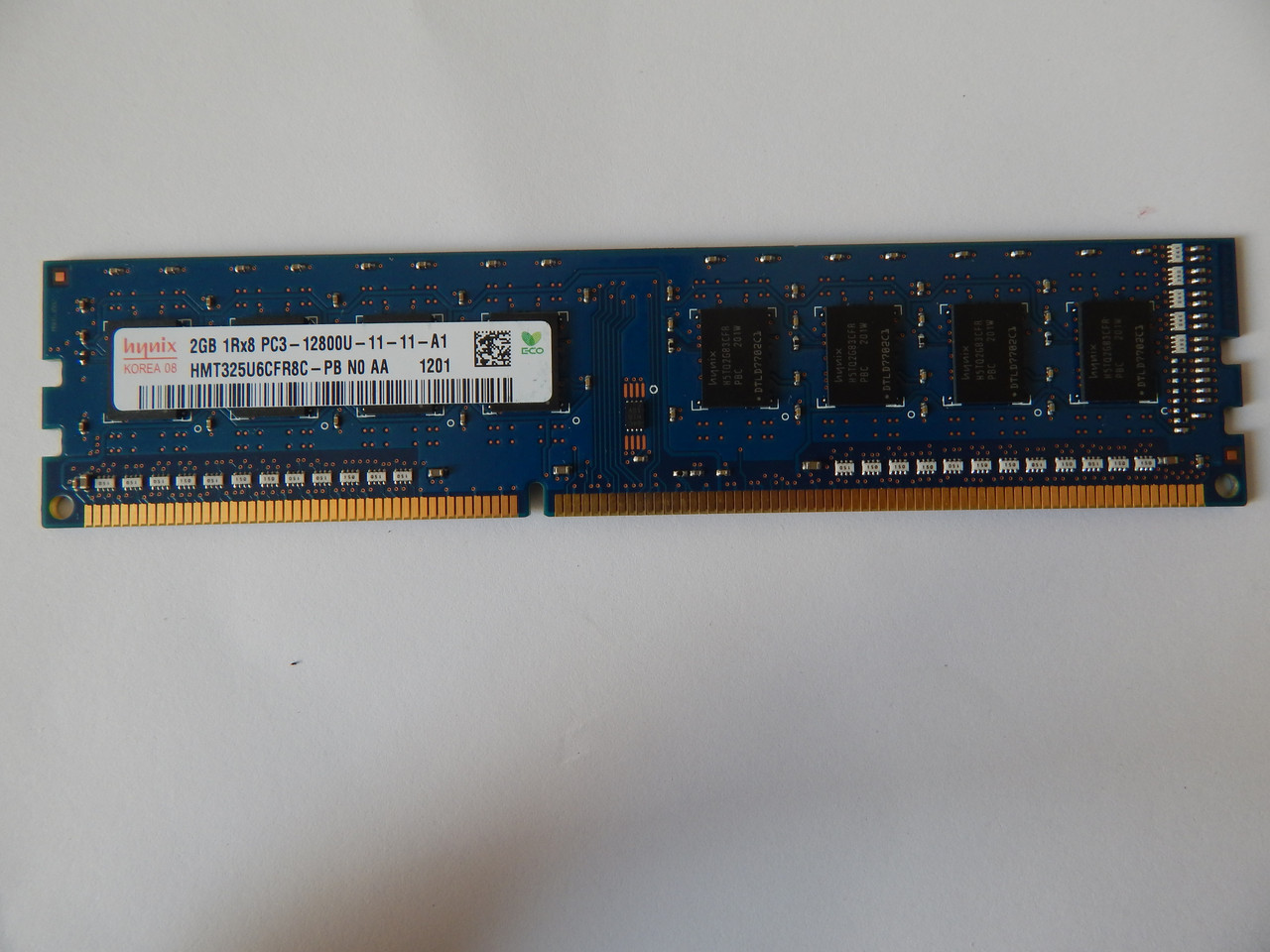 Оперативна пам'ять ОЗП RAM 4GB, DDR 3