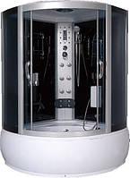 Гидромассажный бокс (гидробокс) Caribe F135/Rz, 1350х1350х2150 мм