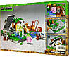 Конструктор Bela Майнкрафт Скелет на ферме 10962  219 деталей Аналог LEGO Minecraft, фото 5