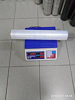 Стретч плівка для ручного пакування 23 мкм 1,8/2,0 кг прозора, первинна, фото 1