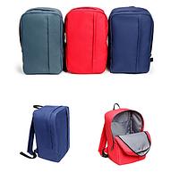 Рюкзак синий для ryanair/wizzair/laudamotion ручная кладь, бесплатный багаж