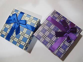 Коробочка упаковочная (подарочная) 9х9х3 см