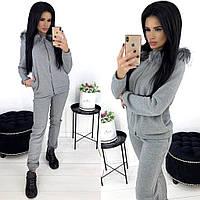 Женский теплый костюм АА/-1286 - Серый, фото 1