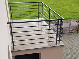 Алюминиевый капельник карниз отлив для открытого балкона и террасы под плитку