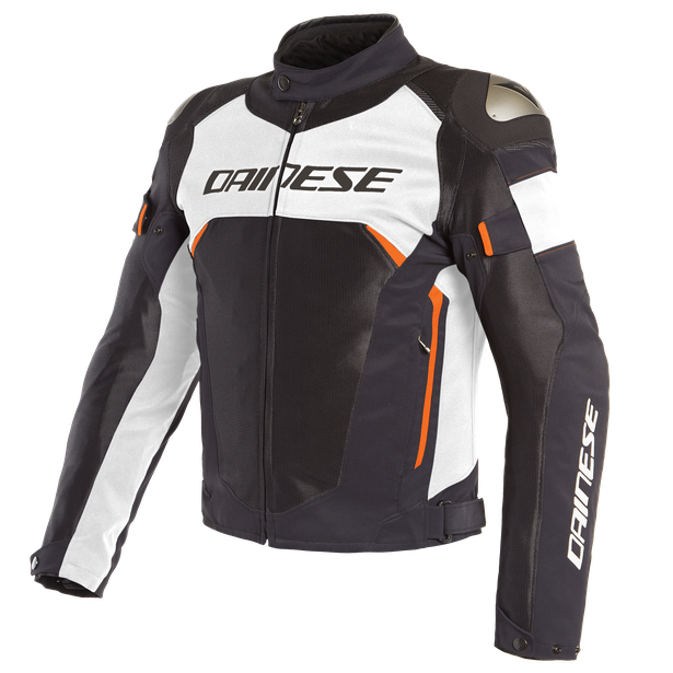 Мотокуртка Dainese Dinamica Air D-Dry Black/White