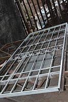 Решетчатые двери кованые