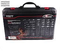 Набор ключей (216 шт)  VIGOR (Германия) V3277N