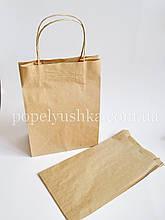 Пакети крафтові