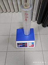 Стретч плівка для ручного пакування 20 мкм 2,3/2,5 кг прозора, вторинна