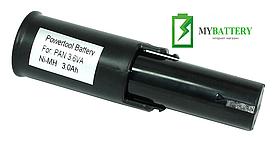 Аккумулятор для шуруповерта Panasonic EY6588CQ 3000 mAh 3,6 V