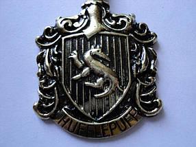 Подвеска факультета Пуффендуй! Для тех кто знает что такое Гарри Поттер!, фото 3
