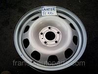 Диск колесный железный Рено Duster 403005362R 6,5 J16 H2 5 50  оригинал