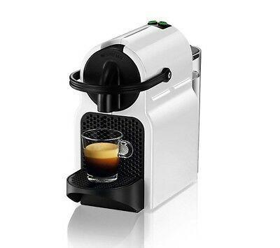 Кофемашина капсульная Nespresso Inissia Krups Белая Неспрессо