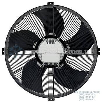 Осевой вентилятор EBM-Papst S6E450-AU04-01 (HyBlade)