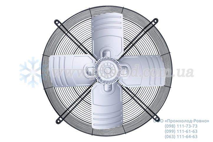 Осевой вентилятор Ziehl-Abegg FB040-4E.2F.P (124162)