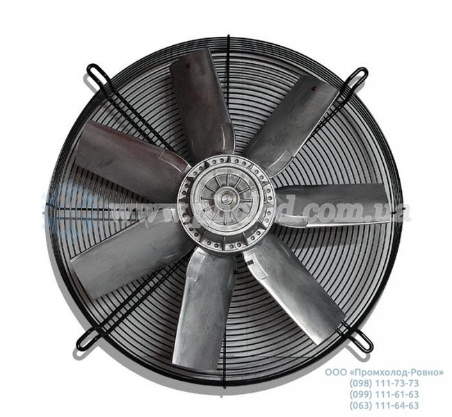 Осевой вентилятор Ziehl-Abegg FC063-VDK.6K.V7 (134415)