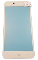 Стекло для переклейки дисплея ZTE Blade 601 White