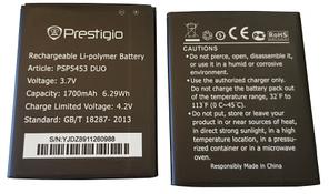 Аккумулятор для Prestigio 5453