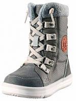 Ботинки зимние на молнии Reimatec Freddo, Reima, серые (24) (569319_9390/24)