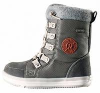 Ботинки зимние на молнии Reimatec Freddo, Reima, серые (26) (569319_9390/26)