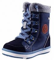 Ботинки зимние Reimatec Freddo, Reima, темно-синие (25) (569319_6980/25)