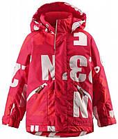 Куртка зимняя, Reima, красная (128) (521461_3831/128)