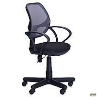 Кресло Чат/АМФ-4 сиденье А-1/спинка Сетка серая ТМ АМФ
