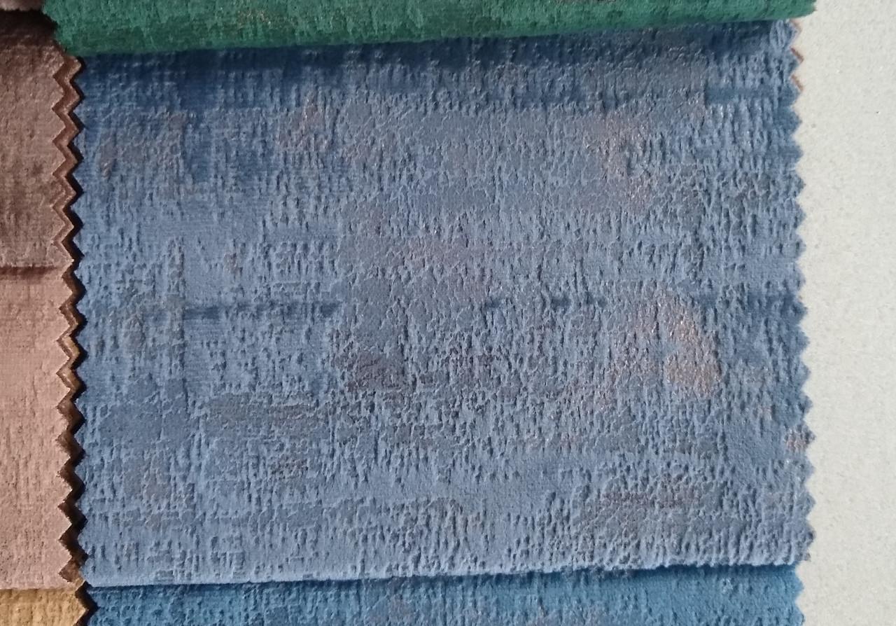 Водоотталкивающая ткань для мебели вельвет Ливерпуль 18 ( LIVERPOOL 18 )