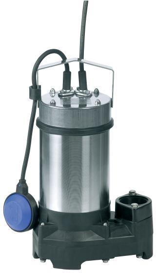 Насос із занурювальним двигуном для відведення стічних вод Wilo-Drain TS 40/10 A 3~