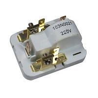 Пусковое реле компрессора холодильника (универсальное) 103NO021