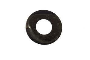Скло (віконце камери) для Meizu Pro 6, M570h, чорне