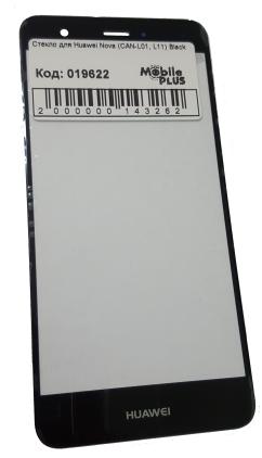 Стекло для переклейки дисплея Huawei Nova (CAN-L01, L11) Black