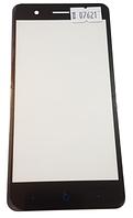 Стекло для переклейки дисплея ZTE Blade 510 Black