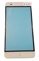 Стекло для переклейки дисплея ZTE Blade A610 White