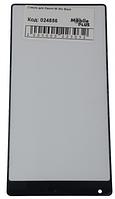 Стекло для переклейки дисплея Xiaomi Mi Mix, черное