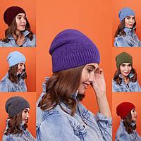 Модная современная женская шапка с флисом