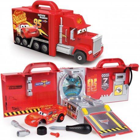 Игровой набор Мастерская в чемодане Mc Queen Cars 3 Smoby 360146
