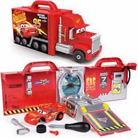 Игровой набор Мастерская в чемодане Mc Queen Cars 3 Smoby 360146, фото 1
