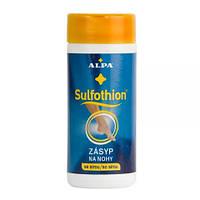 Alpa SULFOTHION присыпка с серой