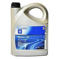 Синтетическое моторное масло GM Dexos 2 Longlife 5w-30 (5лтр.)