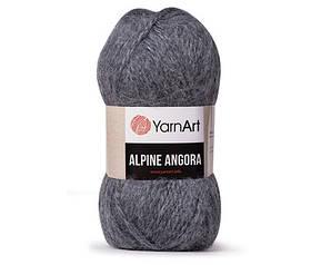 YarnArt ALPINE ANGORA (Альпіне Ангора) 20% - вовна,80% - акріл