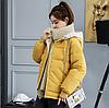 Жіноча коротка зимова куртка.Арт.01451