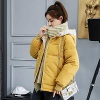Женская короткая зимняя куртка.Арт.01451, фото 1