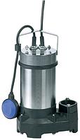 Насос с погружным двигателем для отвода сточных вод Wilo Drain TS40/10 3~